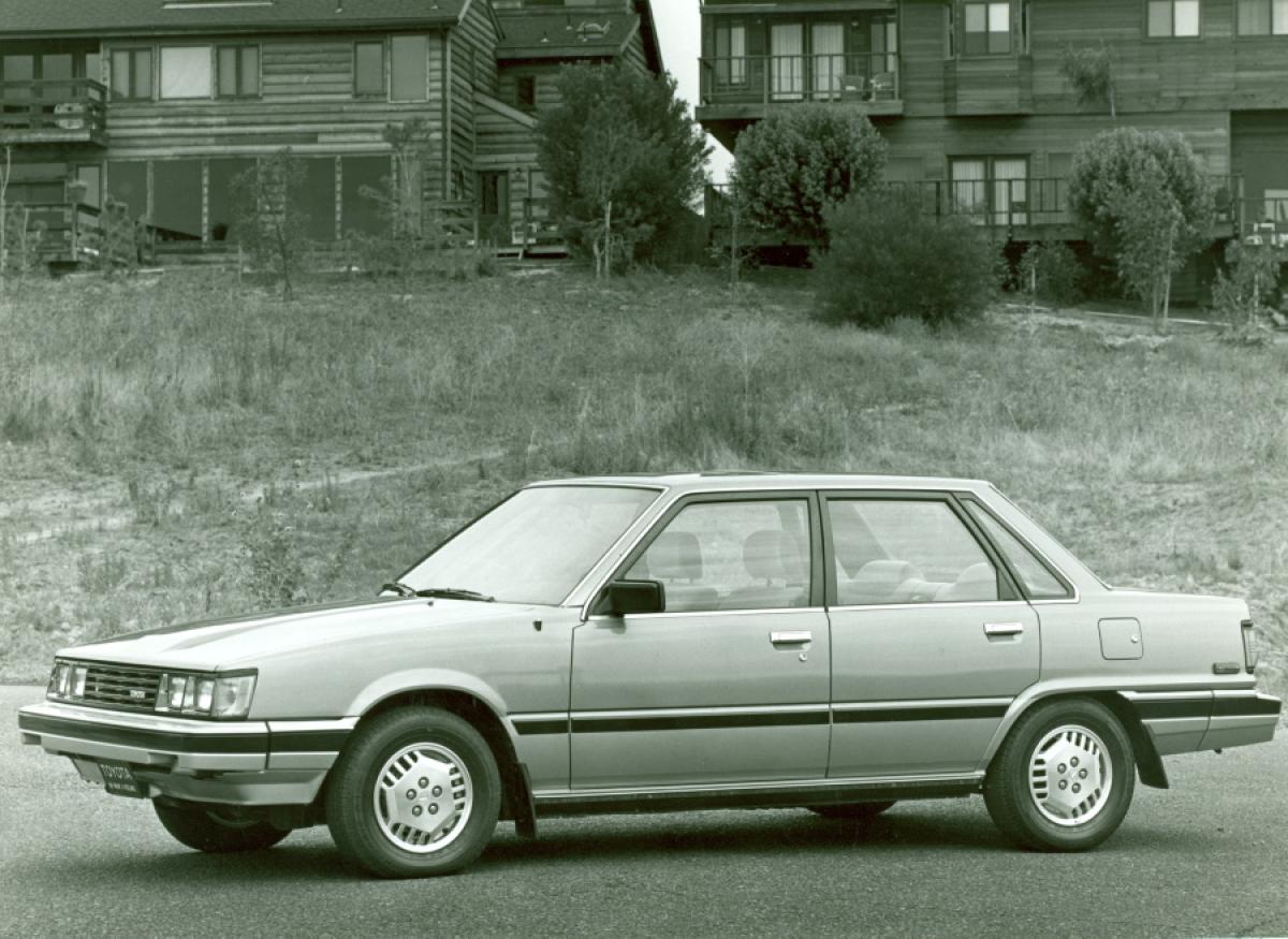 Toyota Camry 1983