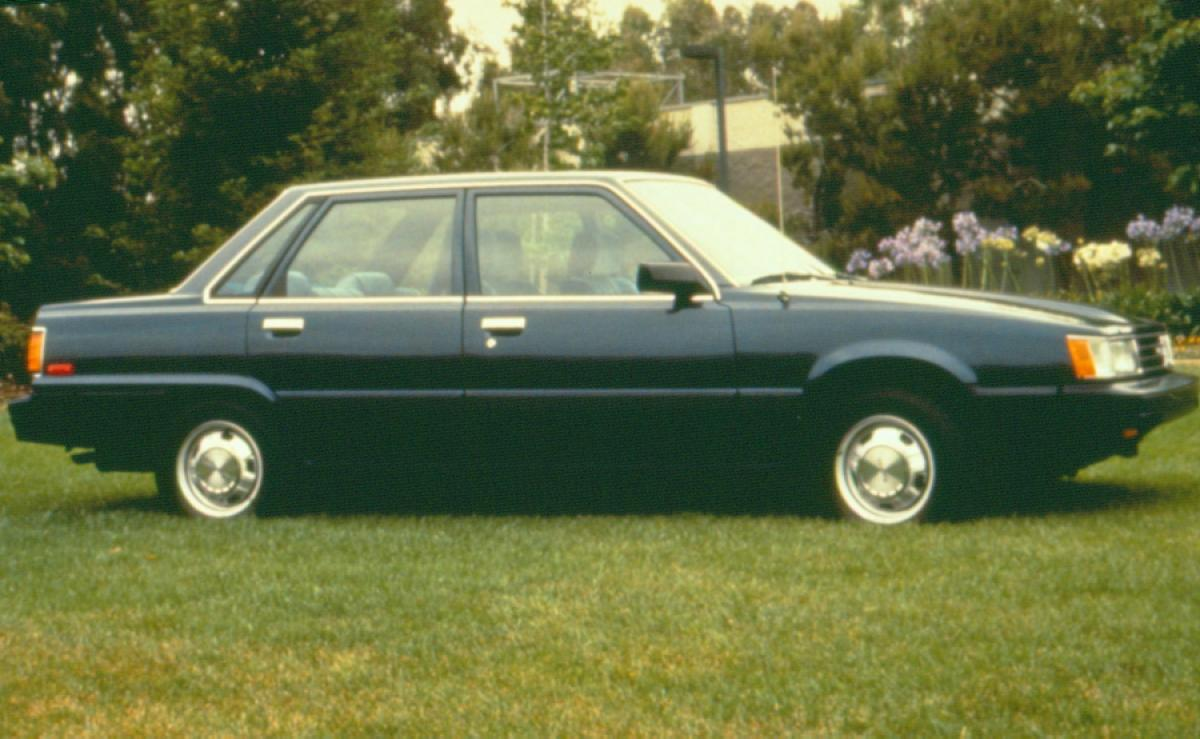 Toyota Camry 1984