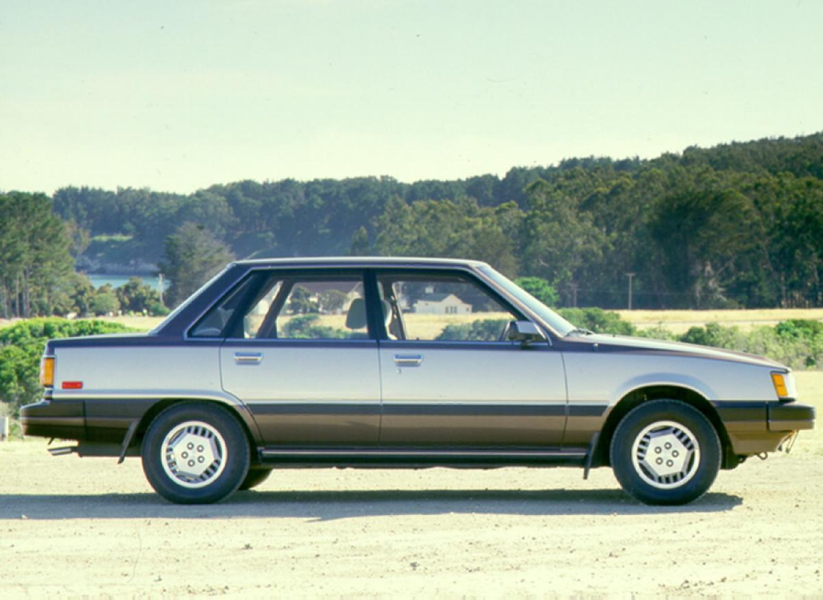 Toyota Camry 1986
