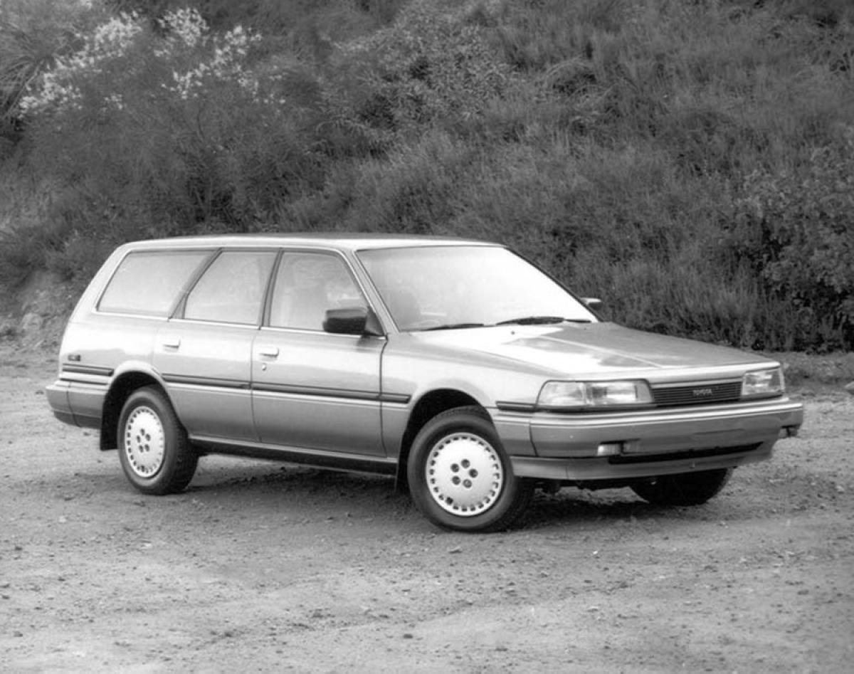 Toyota Camry Wagon 1987