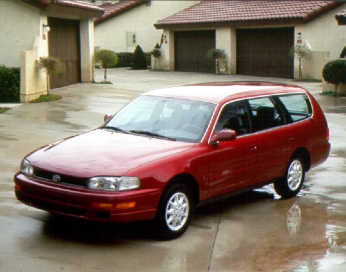 Toyota Camry Wagon 1992