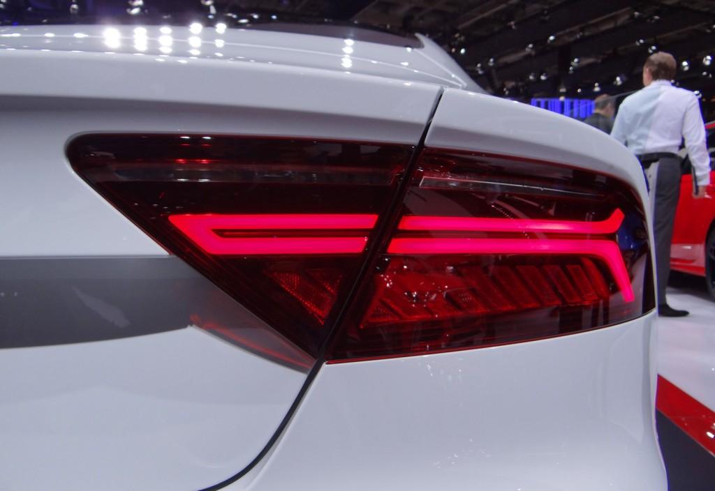 Audi S7 2016 tại triển lãm xe hơi Paris 2014