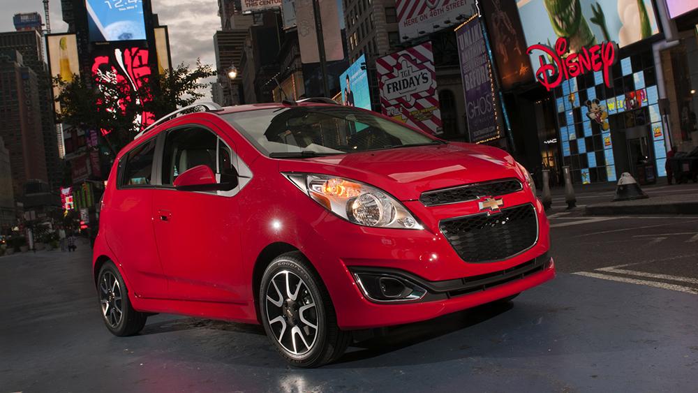 GM tiết lộ rằng doanh số Chevrolet Spark đã vượt móc 1 triệu chiếc trên toàn thế giới