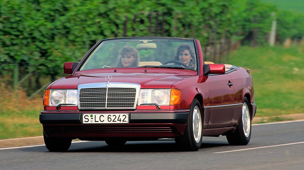 Mercedes-Benz 300 CE 24 Convertible