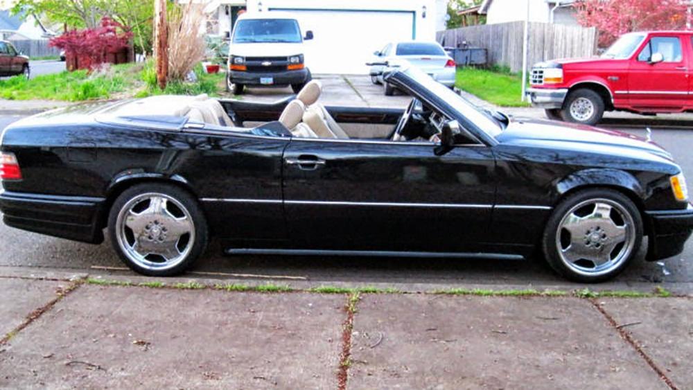Mercedes-Benz E60 AMG, E 36 Coupe AMG và E 36 Convertible AMG