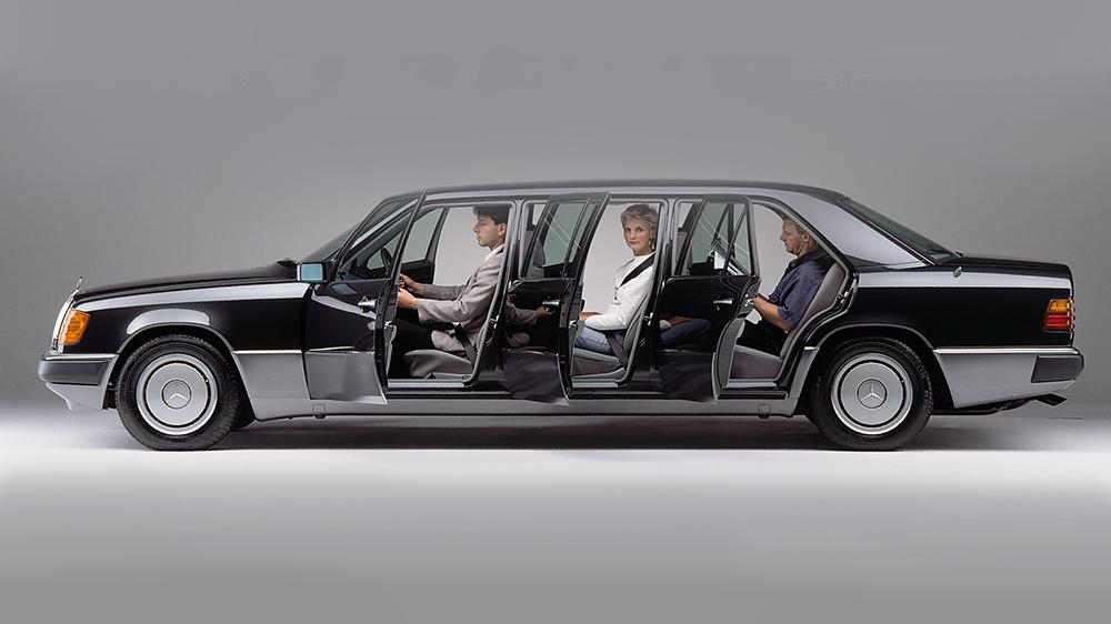 Mercedes-Benz 260 E LWD