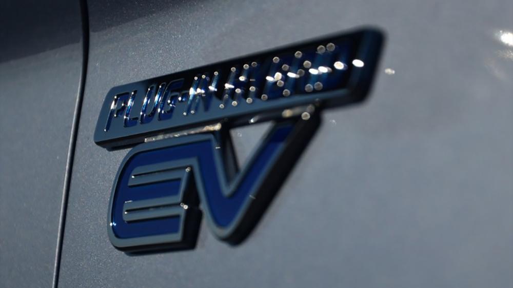 Mitsubishi lên kế hoạch sản xuất ASX, Pajero và Oulander PHEV Plug-in Hybrid