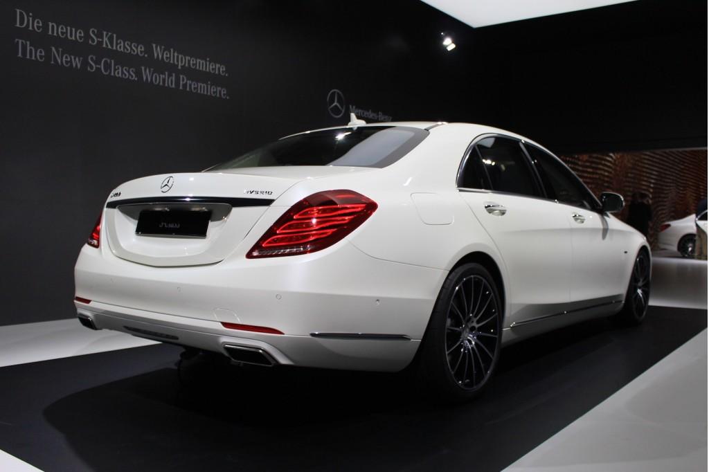 Mercedes-Benz S400 2014