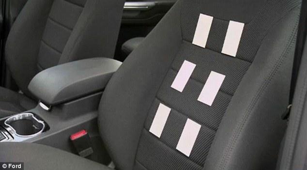 Ghế thông minh sử dụng cảm biến điện tim