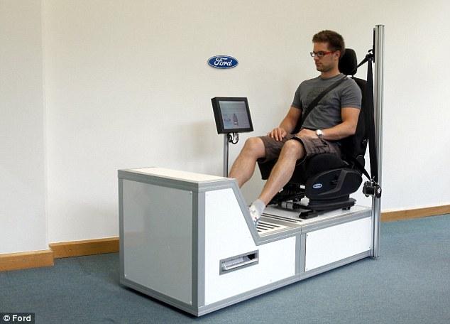 Công nghệ ghế mới của Ford có khả năng phát hiện tình trạng sức khỏe không ổn định của tài xế