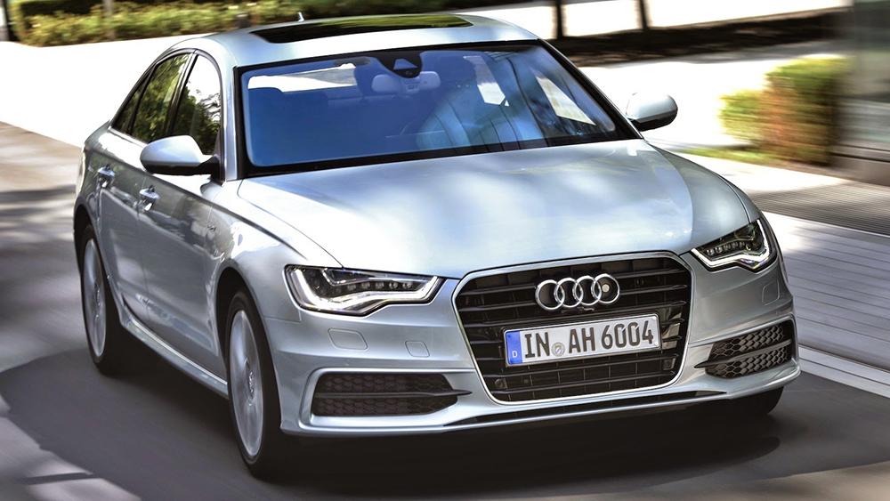 Audi A6 Hybrid bị ngưng sản xuất
