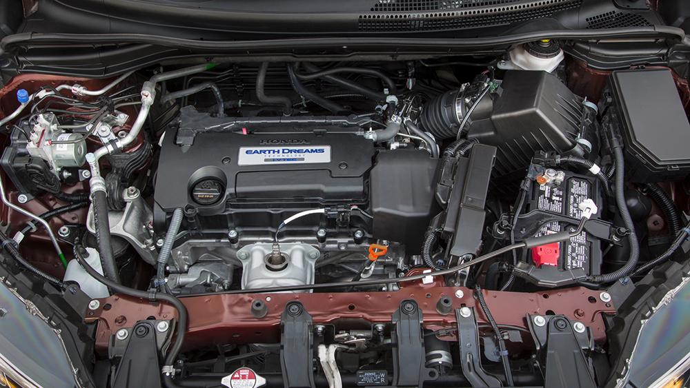 Động cơ i-VTEC trên Honda CR-V Facelift 2015