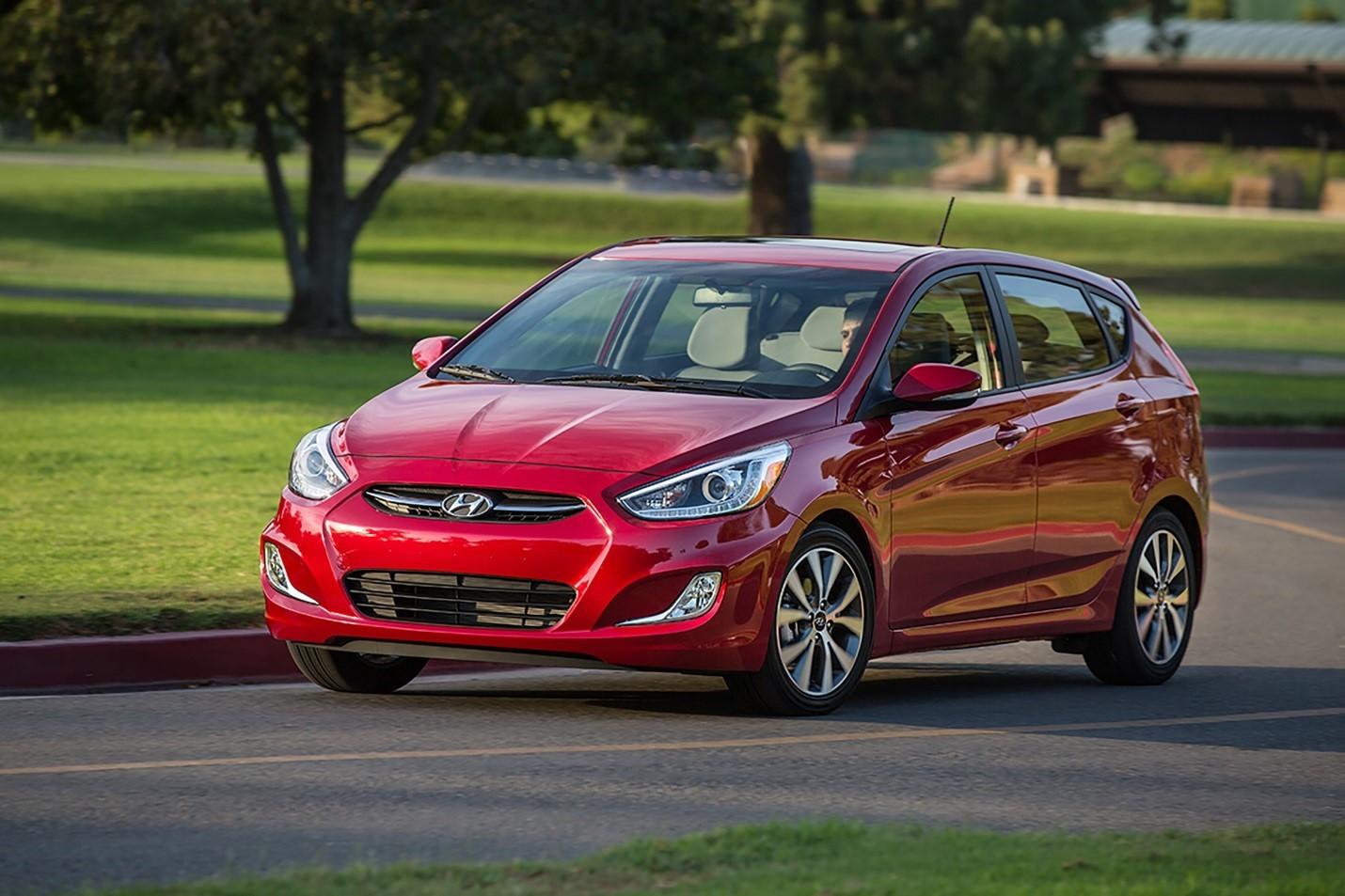 Hyundai Accent 2015 ra mắt tại US