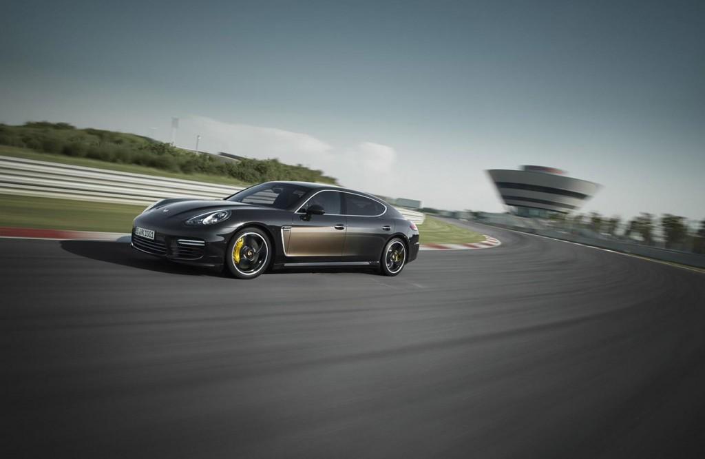 Porsche Exclusive Series 2015