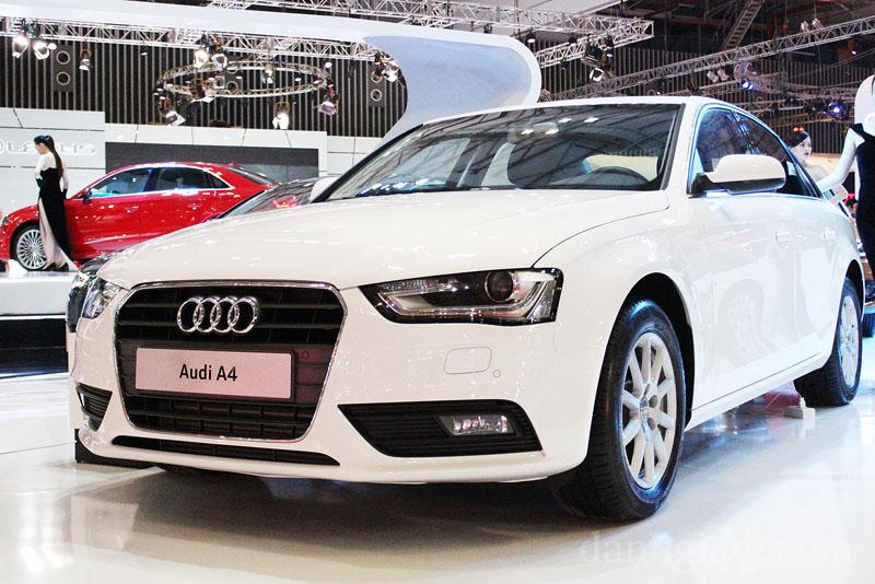 Audi A4 2013 tại thị trường Việt Nam