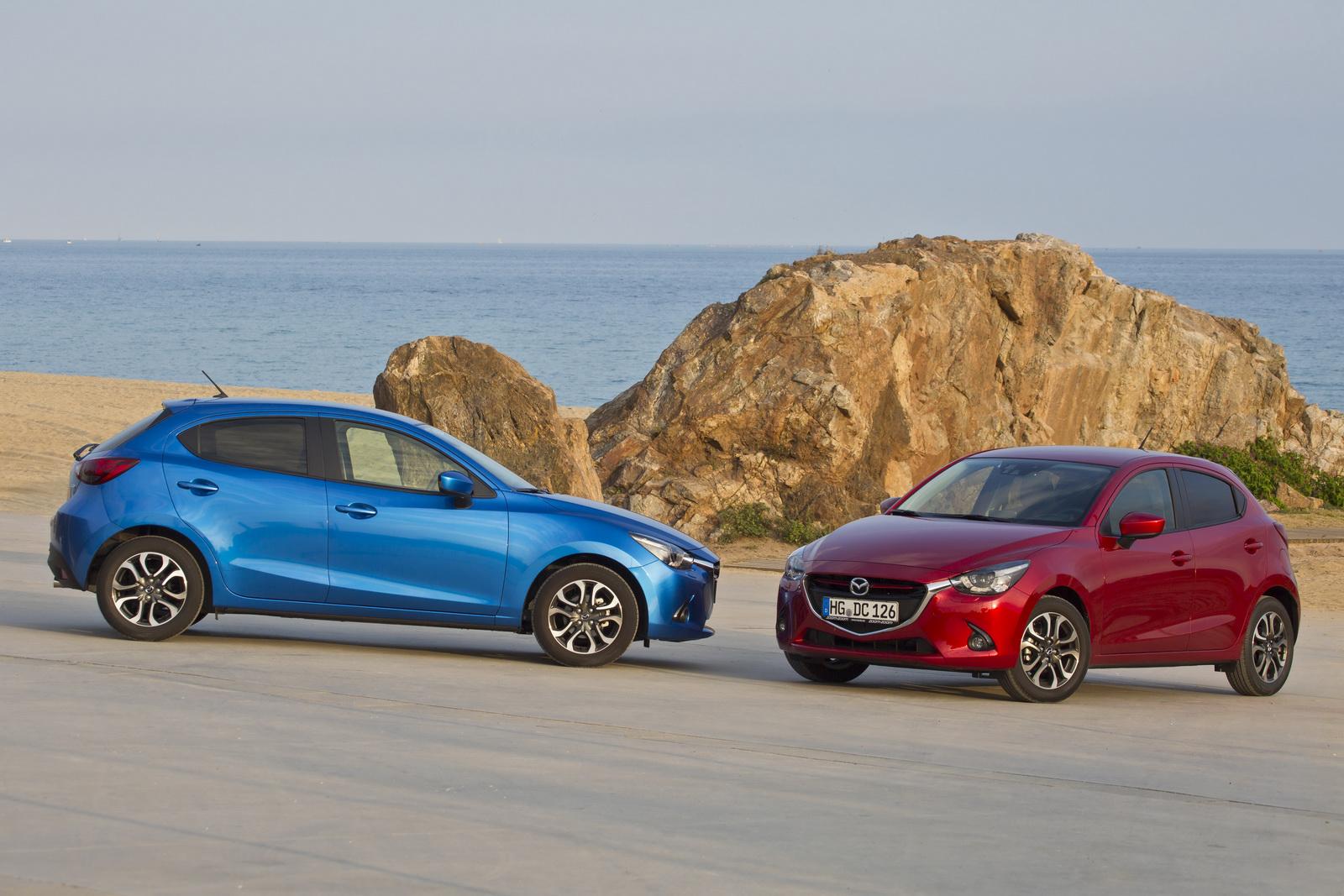 Mazda vừa công bố thông tin chính thức về những phiên bản Mazda 2 thế hệ thứ tư dành cho thị trường châu Âu