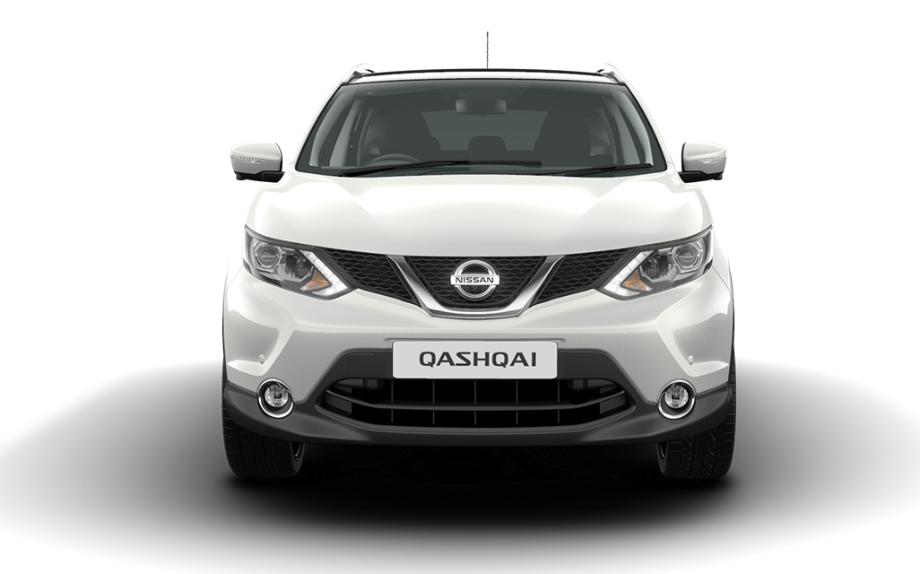 Ngoại thất của Nissan Qashqai 2015