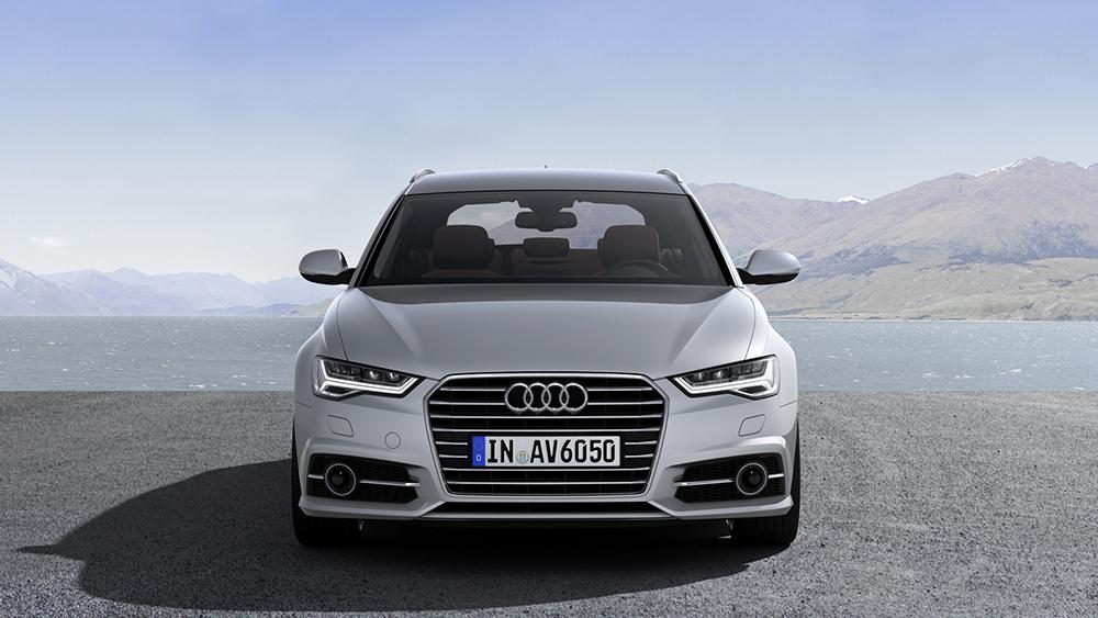 Ngoại thất Audi A6 2016 phiên bản US