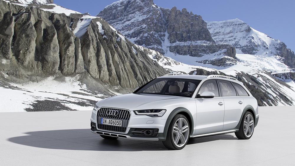 Audi ra mắt A6 và A7 2016 phiên bản US