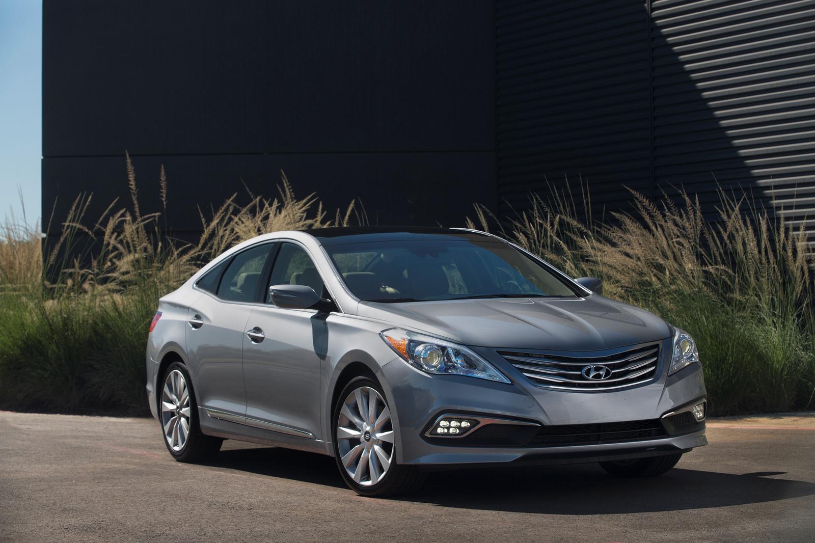 Hyundai Azera 2015MY