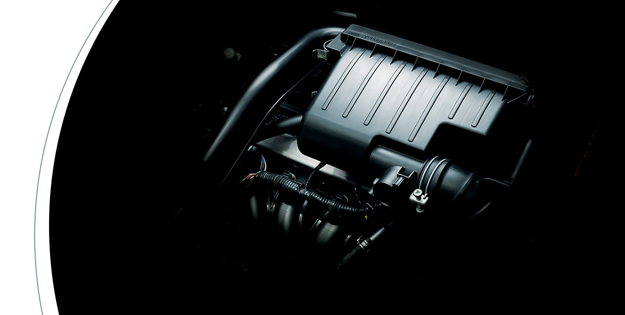 Attrage sử dụng động cơ DOHC MIVEC I3 1.2L