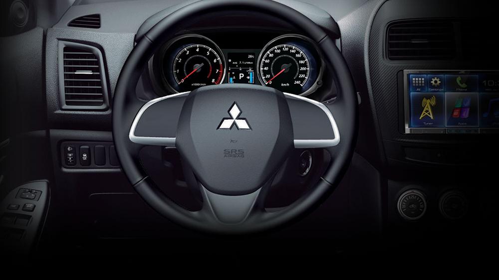 Những tính năng tiên tiến trên Mitsubishi Outlander Sport