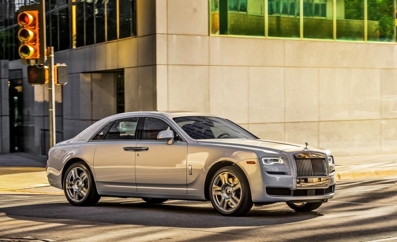 Rolls-Royce Ghost Series II: Dành cho những doanh nhân thành đạt