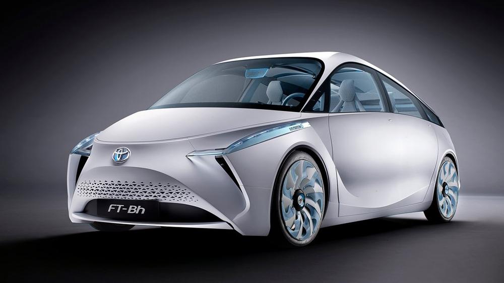 Toyota FT-Bh Concept xuất hiện lần đầu tại triển lãm xe hơi Geneva 2012