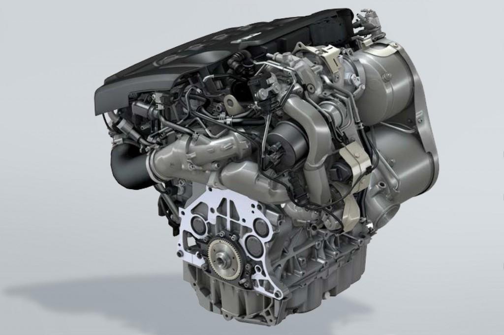 Động cơ Diesel 2.0L mới của Volkswagen có công suất lên đến 268 mã lực