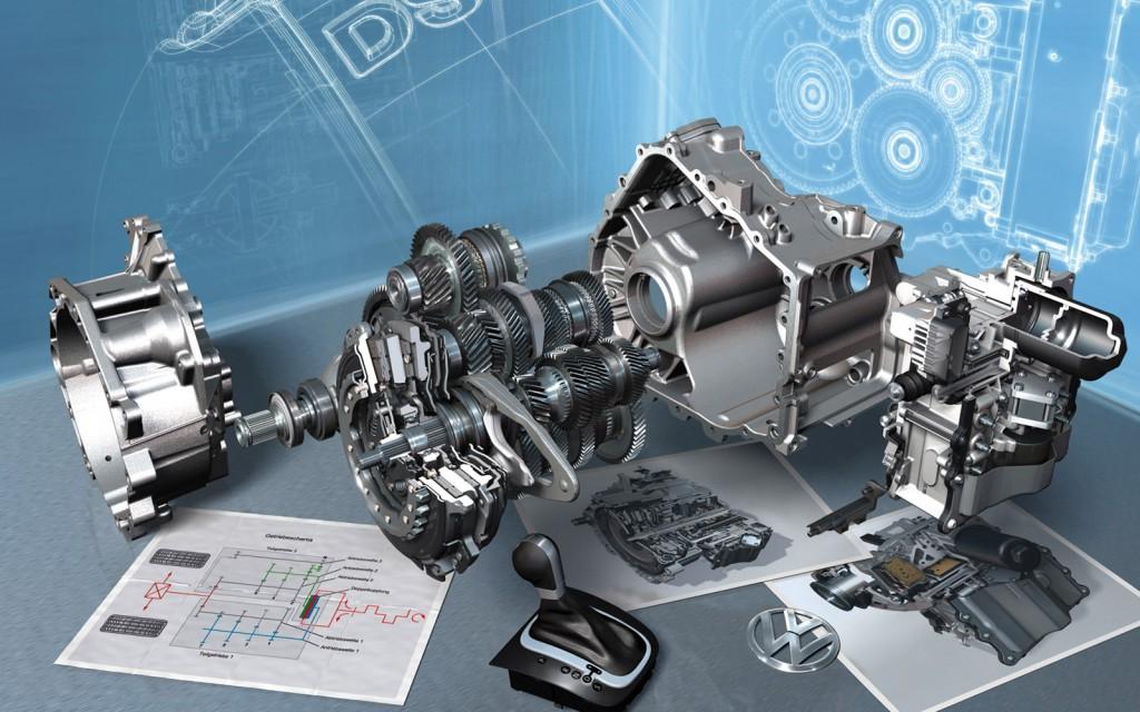 Công nghệ hộp số tự động 10 cấp DSC hoàn toàn mới của Volkswagen