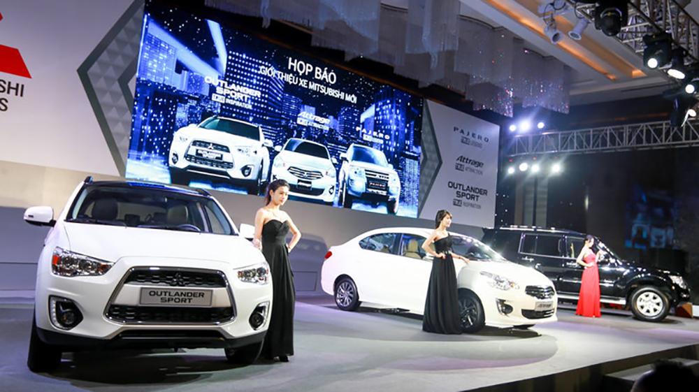 Vina Star Motor vừa trình làng ba mẫu xe hoàn toàn mới