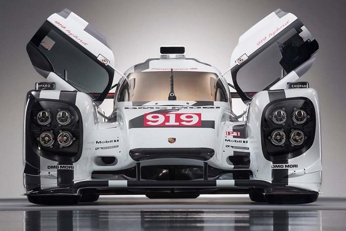 919 Hybrid thể hiện đẳng cấp xe đua của Porsche
