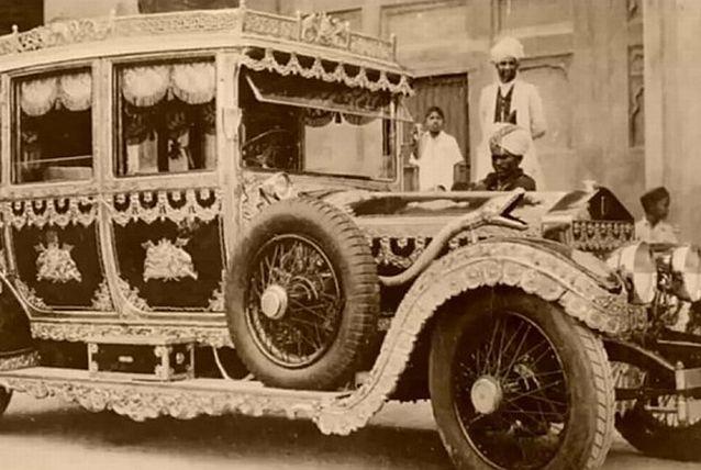 Chiếc siêu xe Golden Age of the Raja nổi tiếng của Ấn Độ
