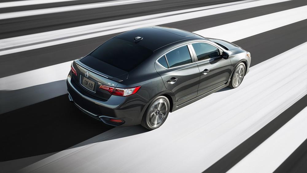 Ngoại thất tinh tế của Acura ILX 2016