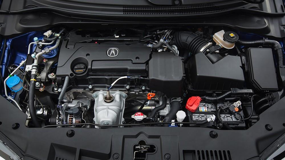 Động cơ 2.4L được trang bị trên tất cả phiên bản Acura ILX 2014
