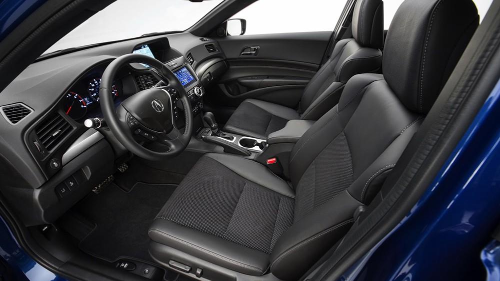Nội thất bắt mắt của Acura ILX 2016