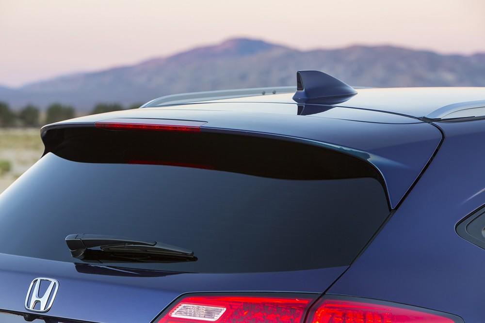 Các chi tiết ngoại thất tinh tế của Honda HR-V 2016