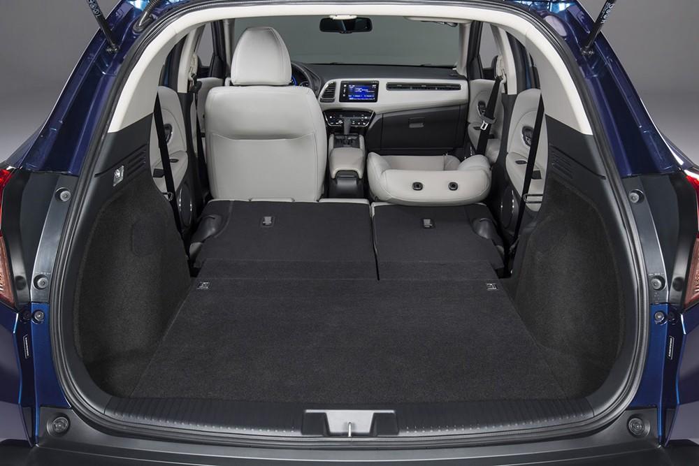 Mẫu xe mới của Honda có khả năng lưu trữ hành lý lên tới 688L