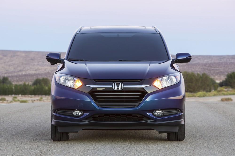 Ngoại thất mới mẻ của Honda HR-V 2016