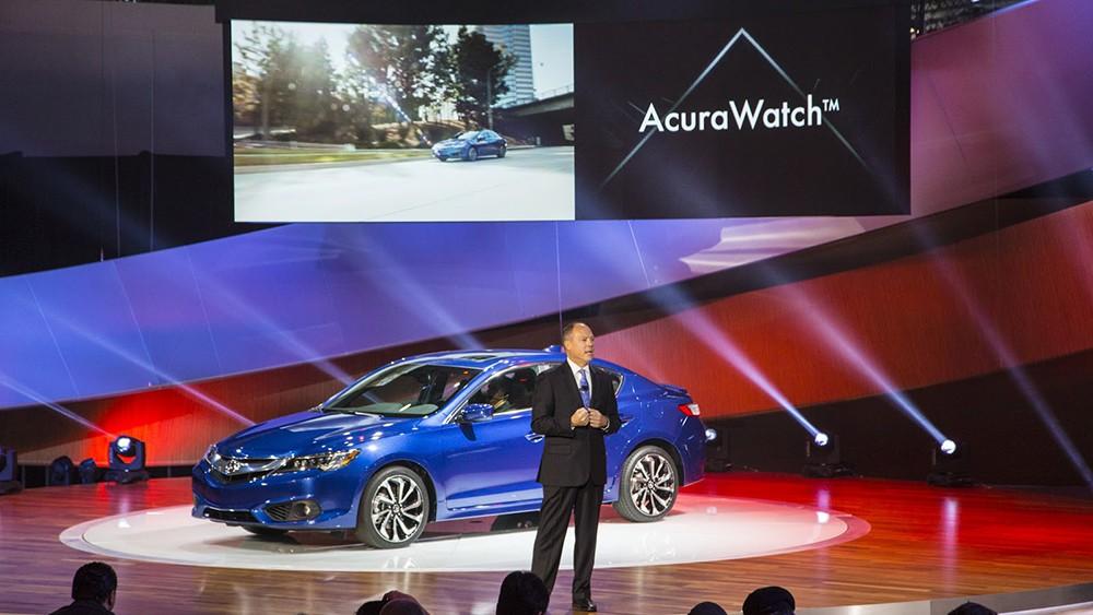 Honda ra mắt Acura ILX 2016