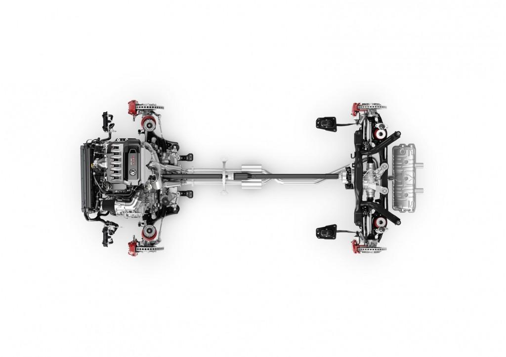 GTI Roadster, Vision GT được trang bị động cơ tăng áp kép V6 3.0L