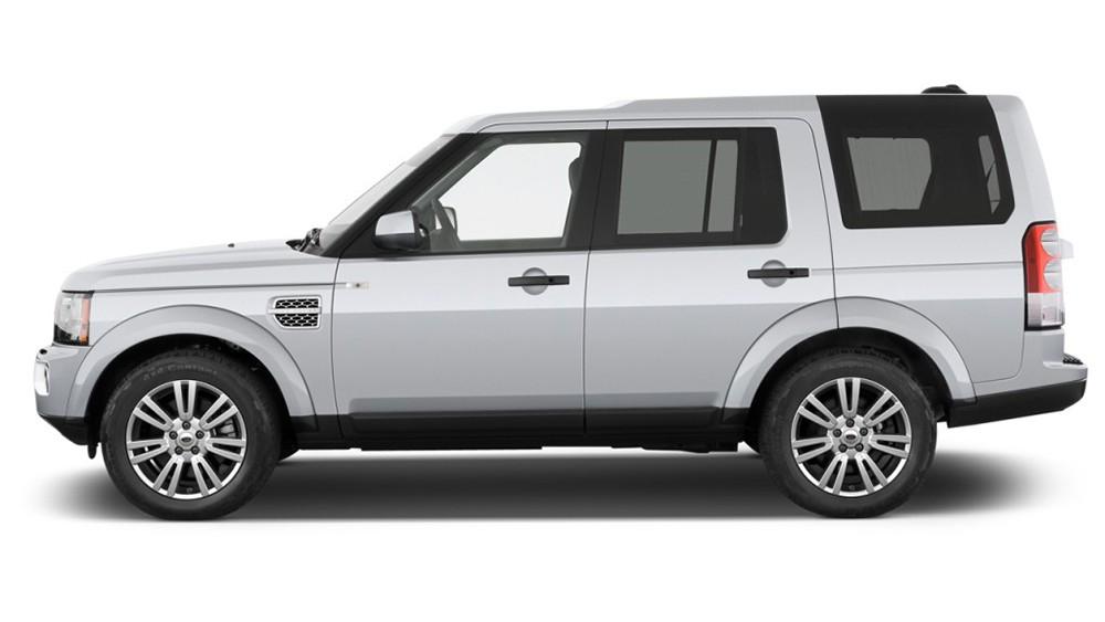 Land Rover LR4 2015
