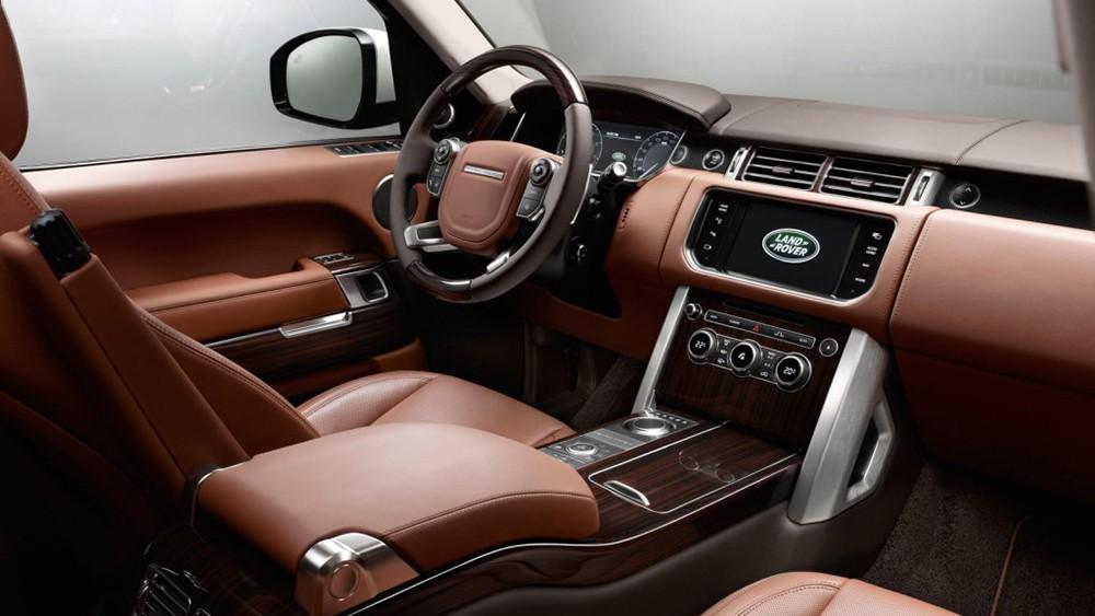 Range Rover LWB 2015