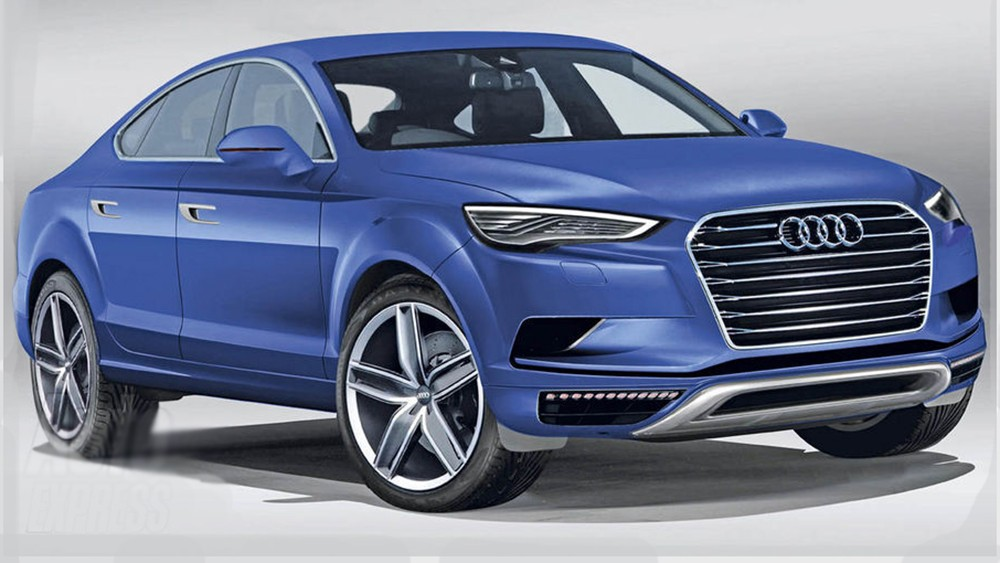 Crossover-Coupe Audi Q6