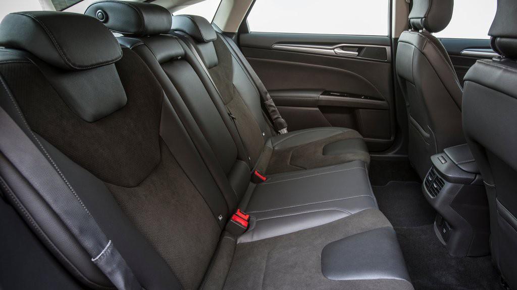 Công nghệ ghế Multi-Contour Seats hoàn toàn mới