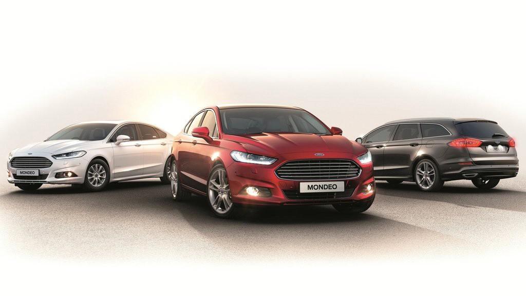 Ford Mondeo 2015 hoàn toàn mới