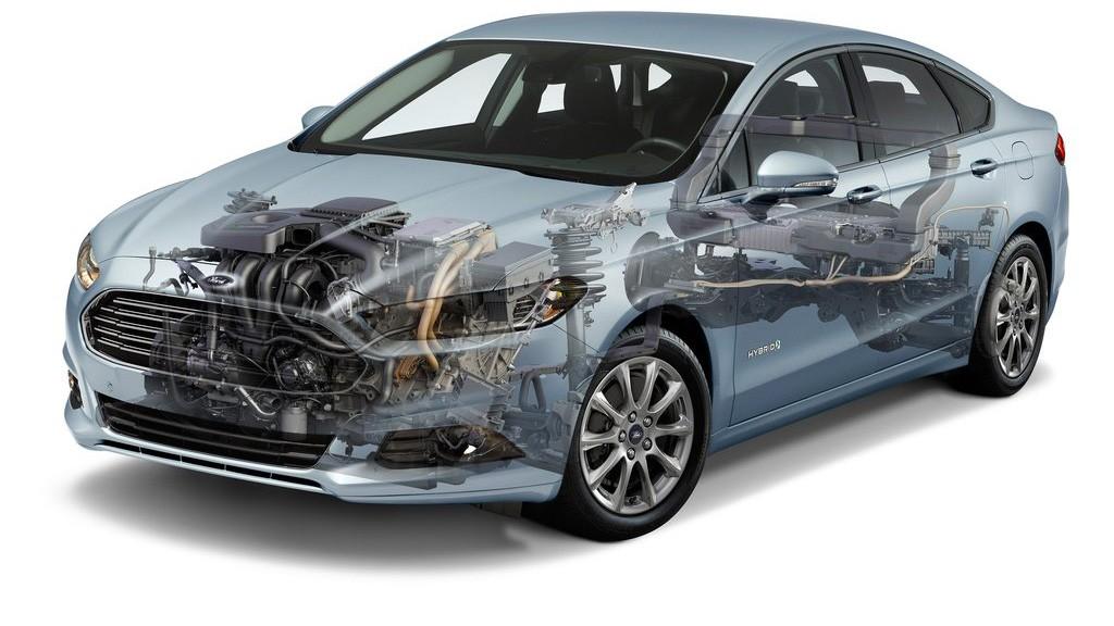 Mondeo Hybrid 2015