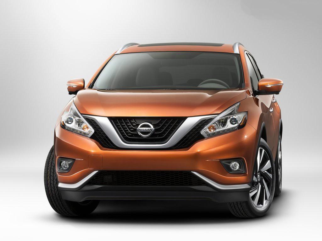 Nissan ra mắt Crossover Murano 2015