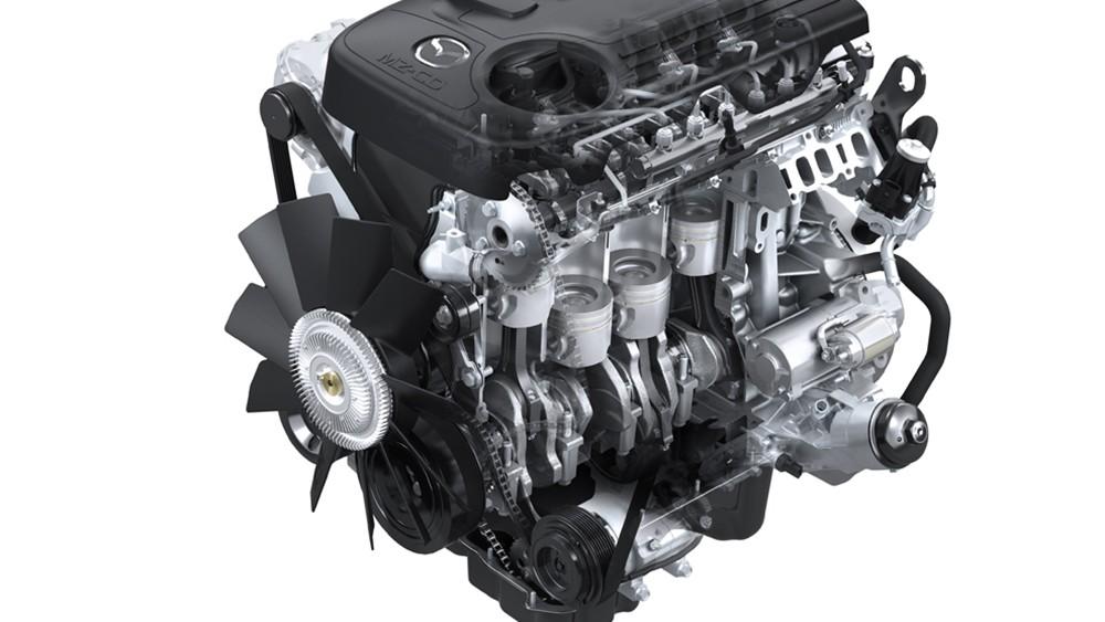 động cơ Diesel tăng áp 3.2L của Ford