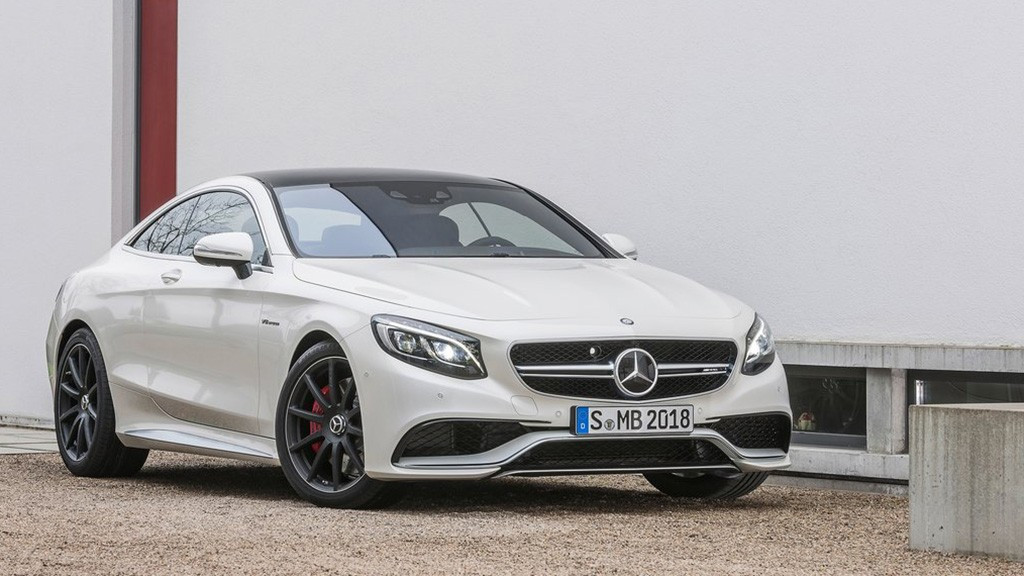 S63 Coupe AMG